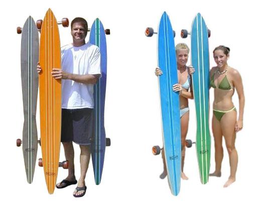 Jam Longboards