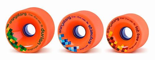 Orangatang Freeride Orange