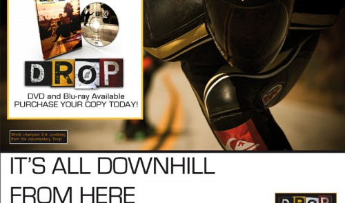 Drop. It's all donwhill from here