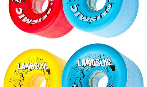 new Sesmic wheels: the Bootleg & the Landslide