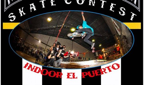 Rock & Roll Skate Contest