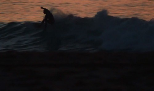Video surf: Las Landas