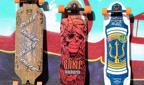 Quiver skateboards Eloi Apóstol Pujol