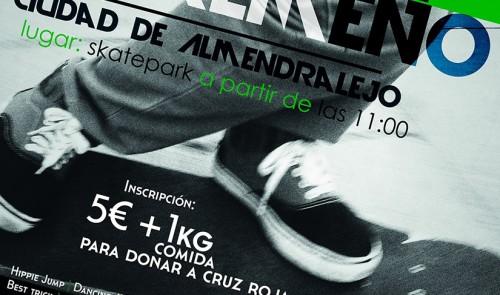 I Open Longboard Extremadura
