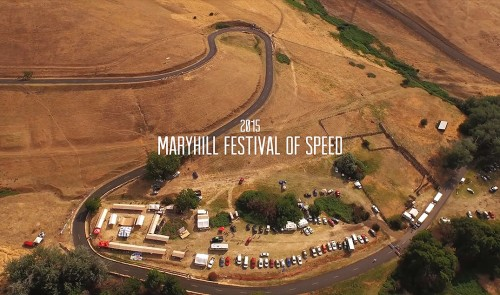 Maryhill festival of speed 2015