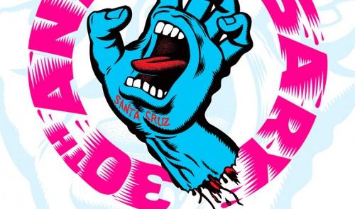 30th Aniversaty Screaming Hand