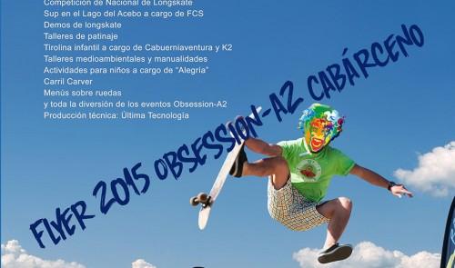 OBSESSION-A2 Cabarceno 2015