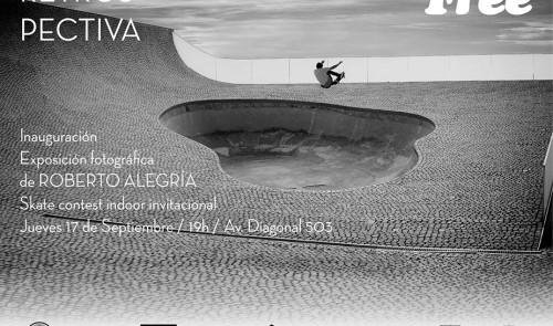 Exposición de Roberto Alegria en Free