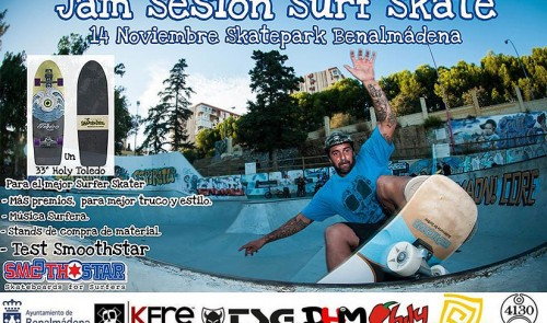 Jam Session Surf Skate