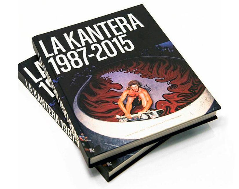 Libro La Kantera 1987-2015