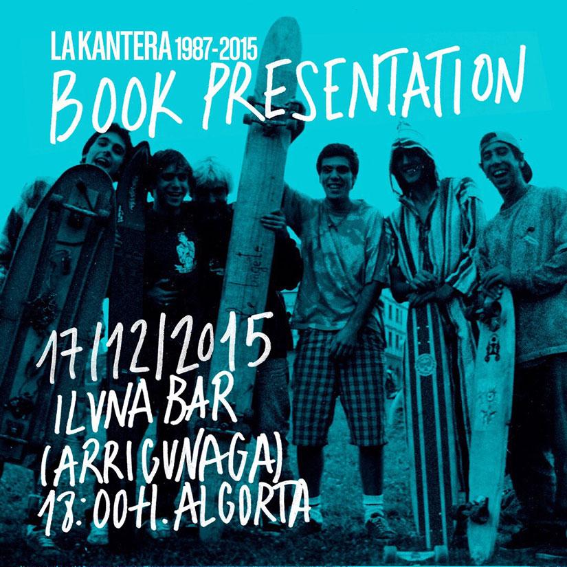 Presentación del Libro La Kantera
