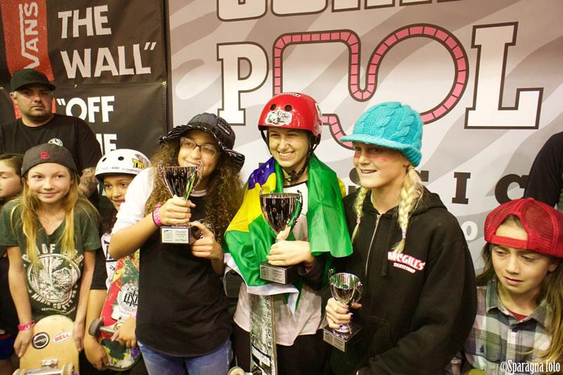Girls Combi Pool Classic 2016 Amateur 14