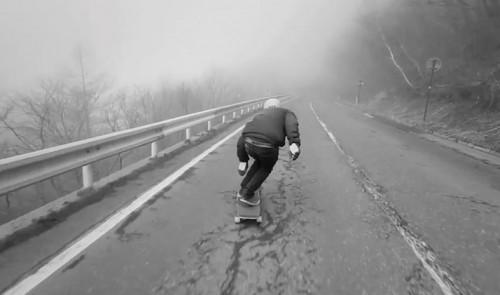 Matt K Freeride Japon niebla-01