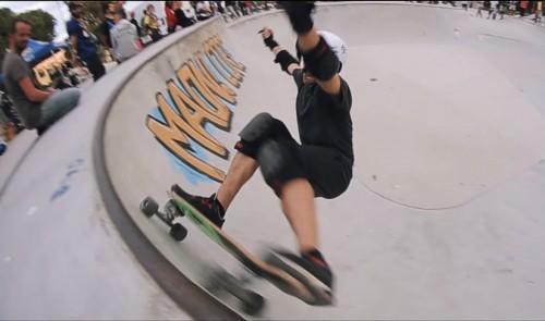 Smoothstar Jam sesion Surf skate Benalmadena