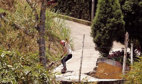 Camilo Cespedes Longboard Loaded