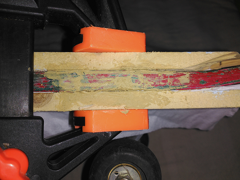 40sk8 Reparación Sancheski Jairo