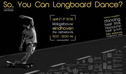 So.. You can longboard dance 2016