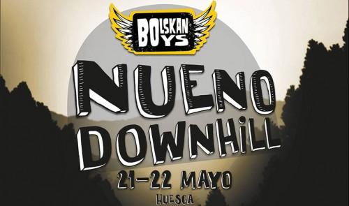 Nueno Downhill 2016