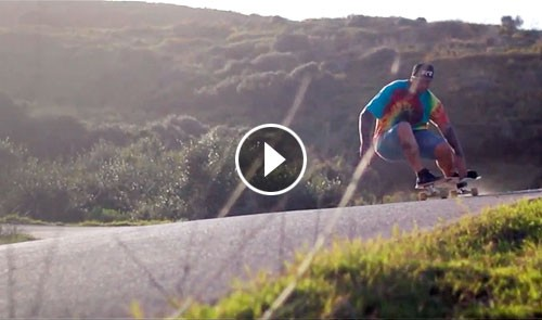 Surf in mountains: Yoni Cadenas & smoothstar