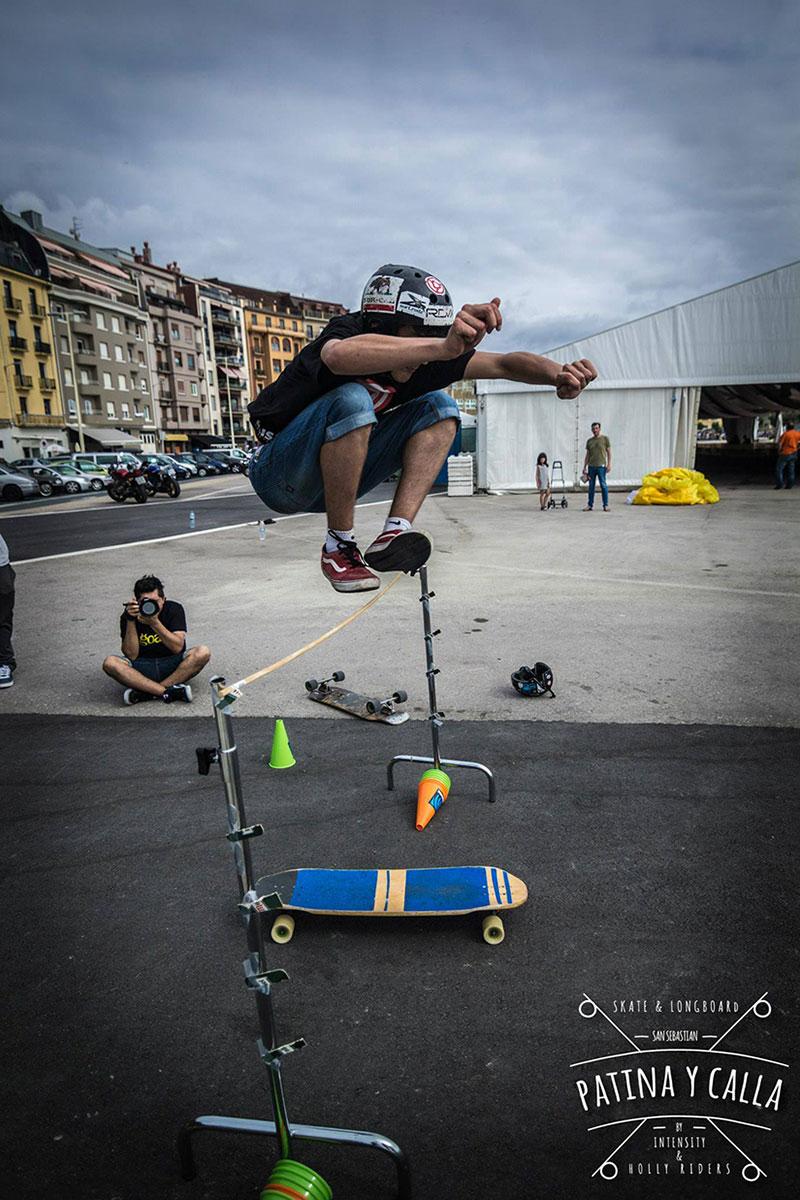 Ander Pardo. Patina y Calla. Hippie Jump