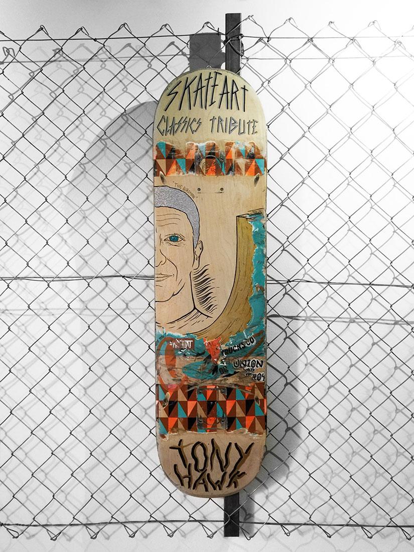 Skateart Classics Tribute Albert Soldevila