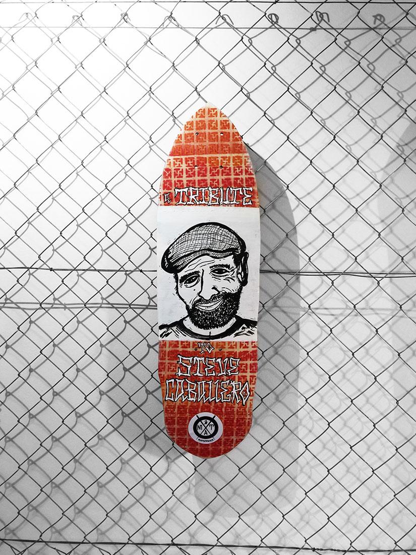 Skateart Classics Tribute Matdisseny