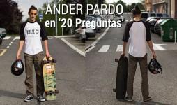 Ander Pardo 20 Preguntas