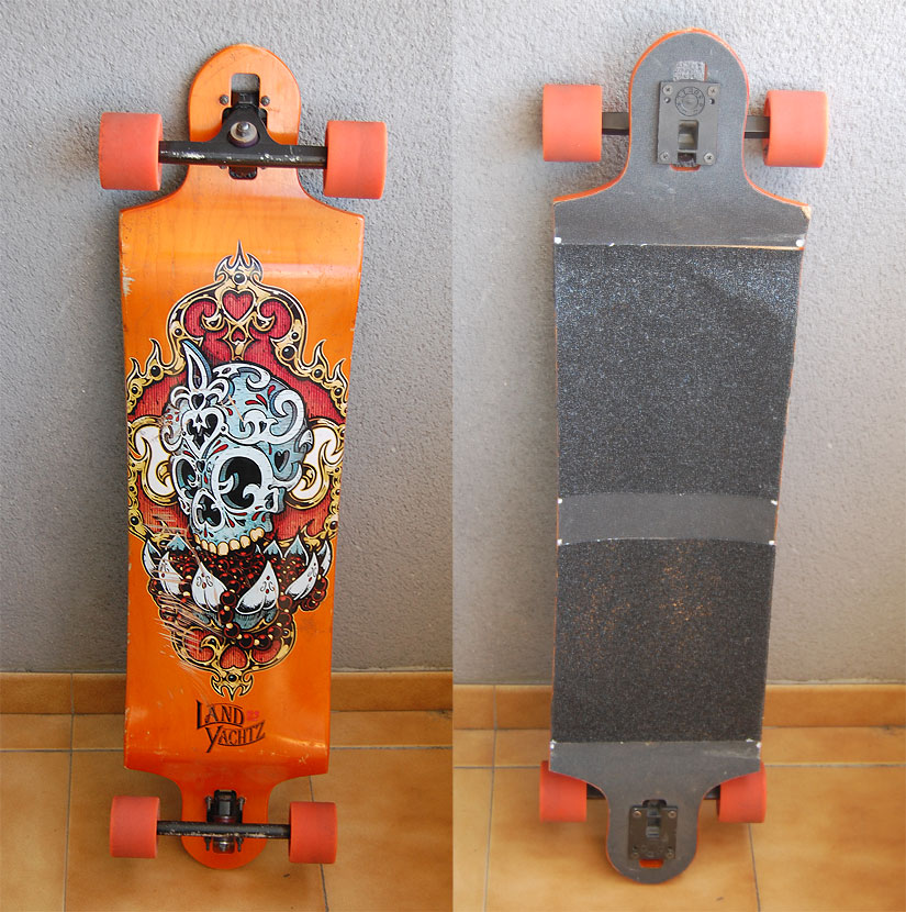 Landyachtz Switchblade
