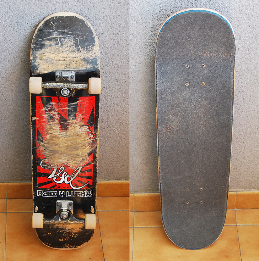 Vsd skateboard