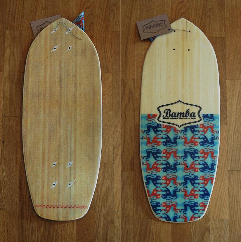 Bamba longboards Bambita