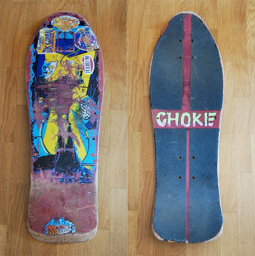 Choke 90s