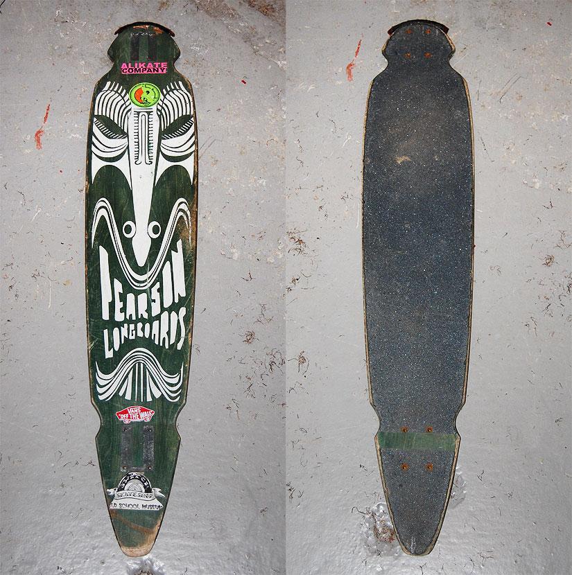 Pearson longboards skulp