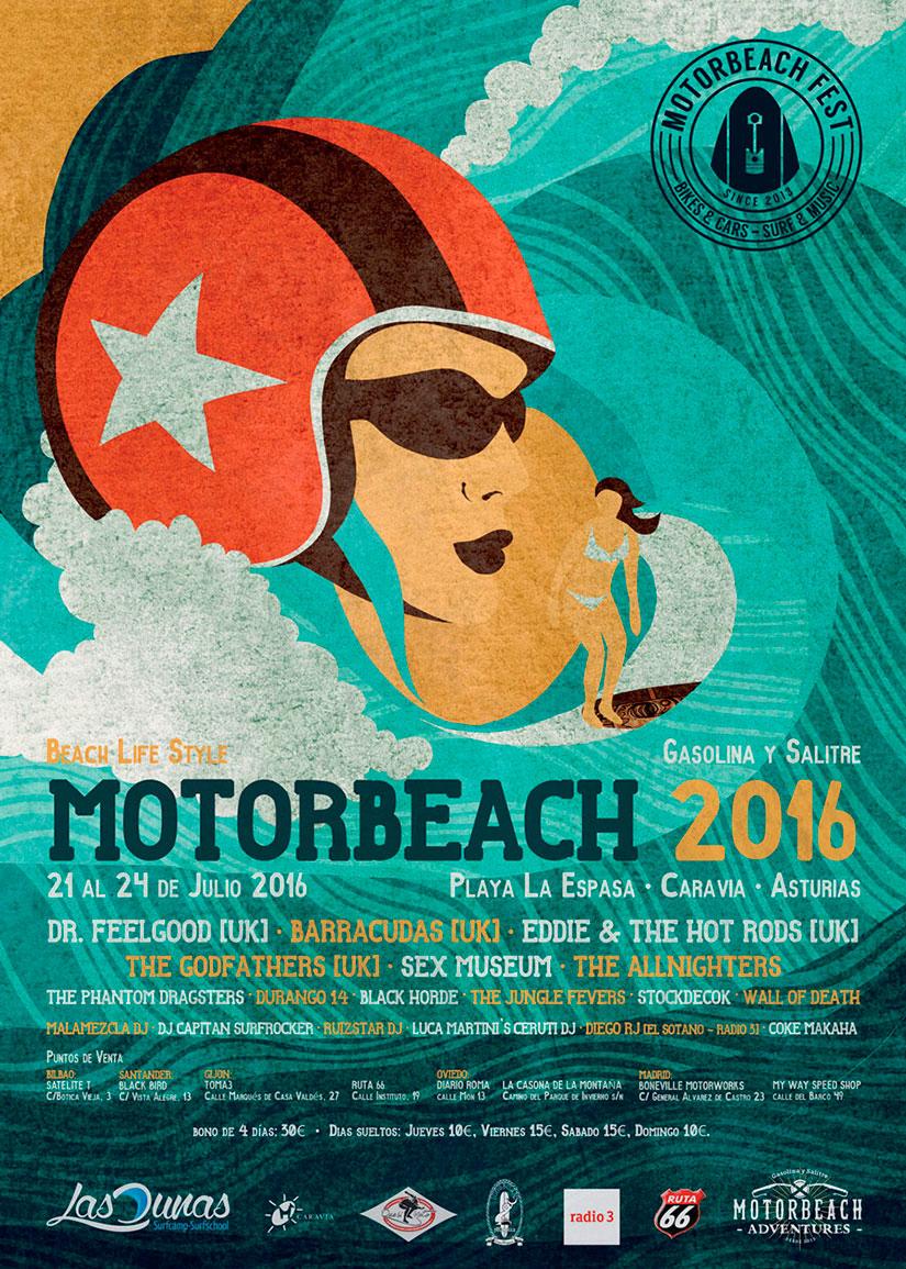 Cartel Motorbeach Festival 2016