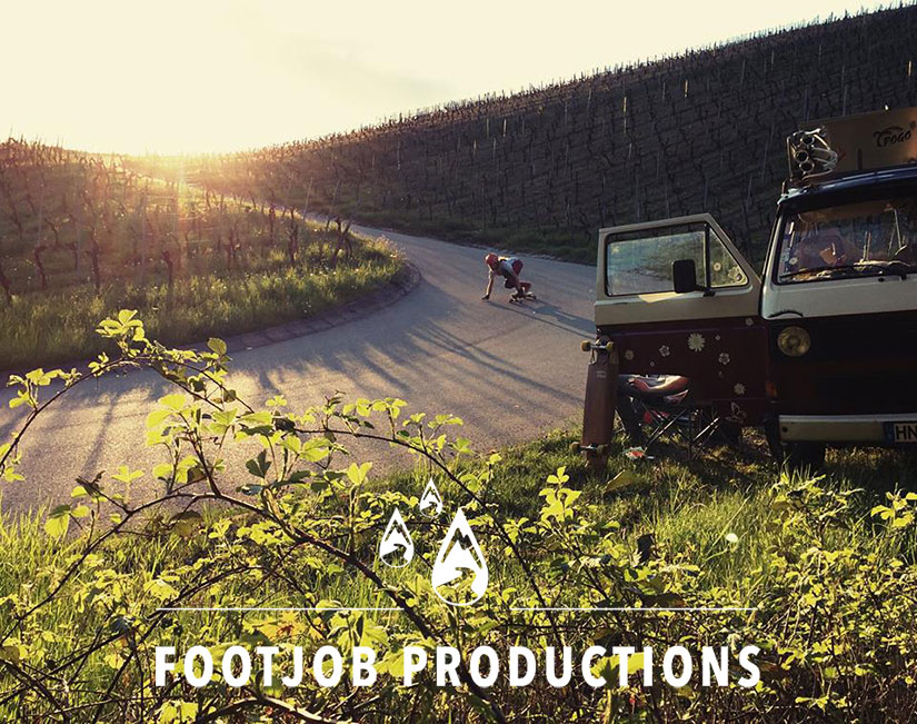 Footjob Productions Longboad videos