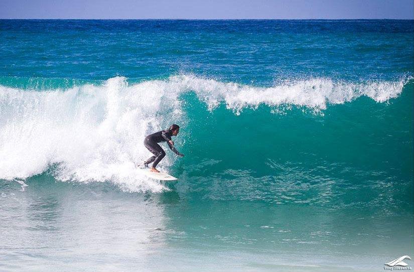 Maitane Surf. Foto: Tony3sesenta