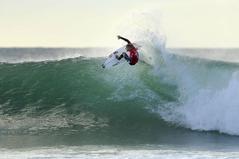 Mick Fanning Jeffreys Bay Open