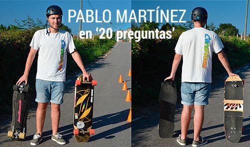 Pablo Martinez en 20 Preguntas destacada