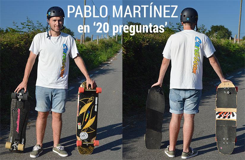 Pablo Martinez en 20 Preguntas