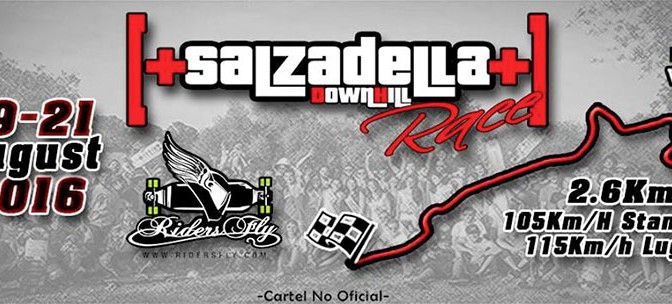 Salzadella Downhill Race