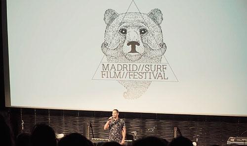 video resumen Madrid Surf Film Festival