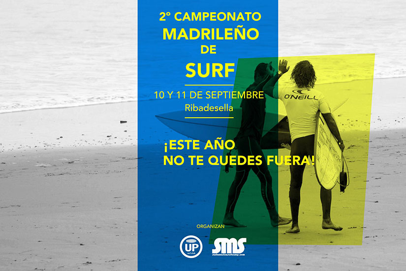 2 Campeonato madrileño de surf