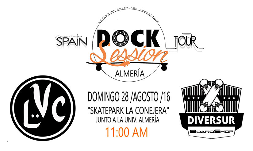 40sk8 Docksession Almeria