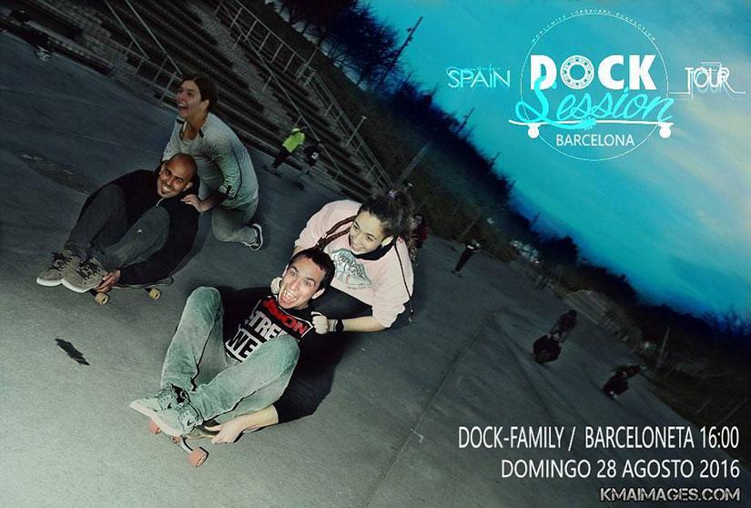 40sk8 Docksession Barcelona