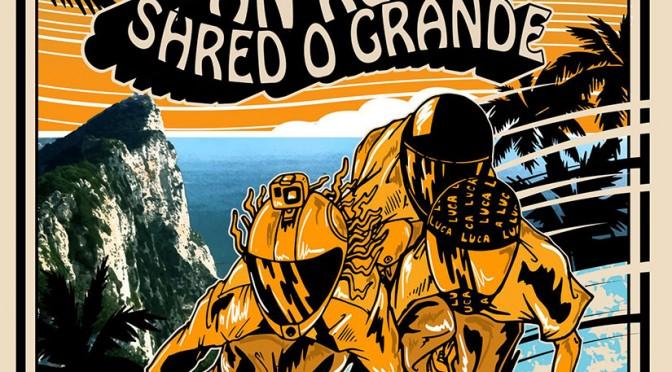 3 Freeride San Roque Shred O Grande
