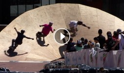 video longboardcross barcelona 2016 destacada