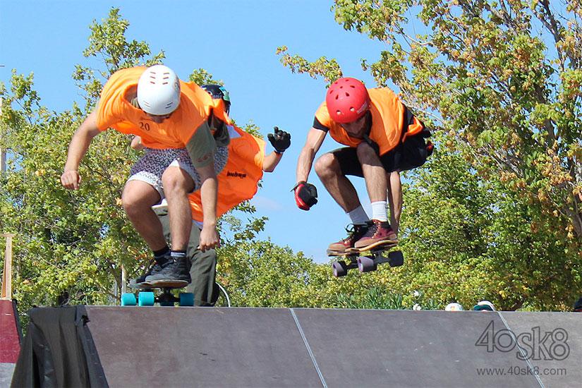 evento 10 aniversario 40sk8 skatecross