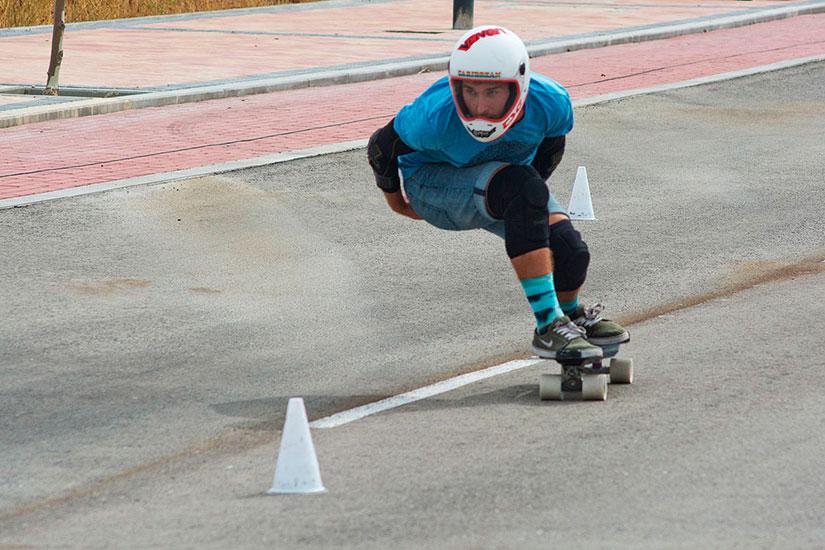 slalom sssa madrid 2016 - pablo martinez
