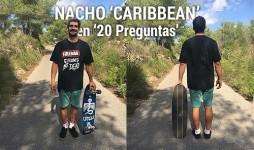 nacho caribbean en 20 preguntas destacada