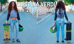 cristina verdu en 20 preguntas destacada