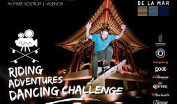 Campeonato-Longboard-Riding-Adventures-Dancing-Challenge